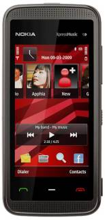 Смартфон Nokia 5530 Black-Red 002N5Q5