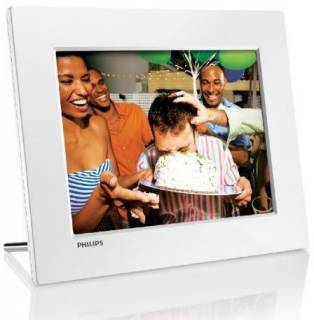 Фоторамка Philips FotoFrame SPF-2027/10 (White)