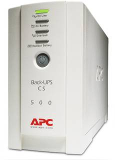 ИБП APC Back-UPS CS BK500-RS