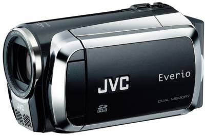 Видеокамера Jvc Everio G GZ-MS120B (Black) GZ-MS120BER