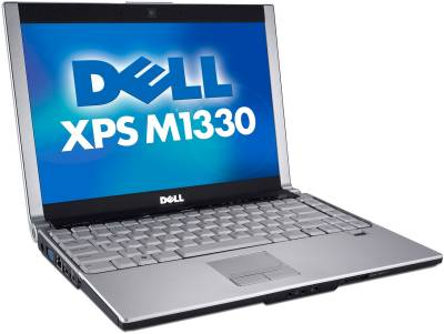 Ноутбук Dell XPS M1330 210-20865-Black
