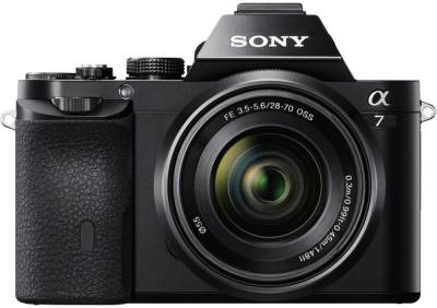 Фотоаппарат Sony Alpha 7 + объектив 28-70 KIT black ILCE7KB.RU2