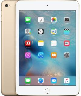 Планшет Apple A1538 iPad mini 4 Wi-Fi 128Gb (2015) Gold MK9Q2RK/A