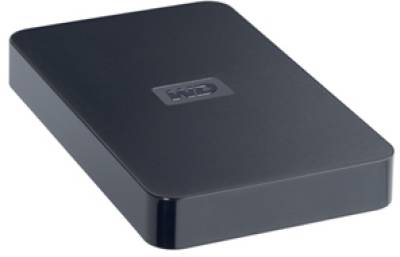 Внешний HDD Western Digital Elements Portable WDBAAR2500ABK