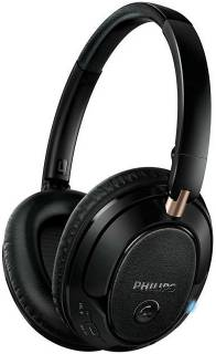 Наушники Philips SHB7250/00 Mic Black