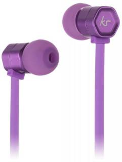 Наушники Kit Hive In-Ear Headphones (Purple) KSHIVBPU