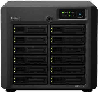 NAS Synology DS2411+