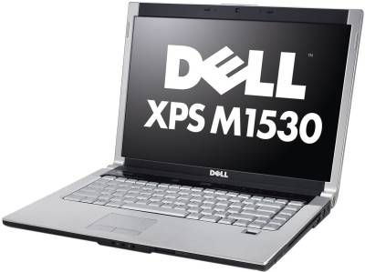 Ноутбук Dell XPS M1530 210-20597-Blue