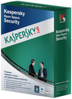 Антивирус Kaspersky BusinessSpace Security KL4853LANFS