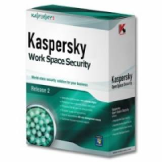 Антивирус Kaspersky WorkSpace Security, WS, User, License KL4851LAKFS