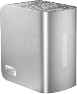 Внешний HDD Western Digital My Book Studio Edition II WDH2Q40000E