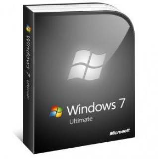 Microsoft Win Ult 7 32-bit English 1pk DSP OEI DVD