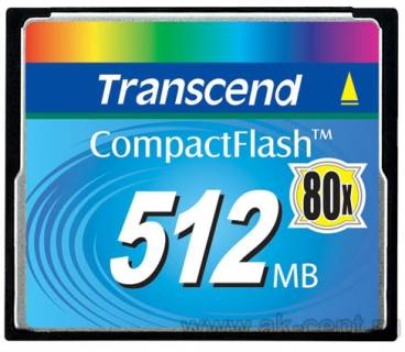 Карта памяти Transcend Ultra Speed TS512MCF80