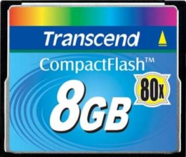 Карта памяти Transcend Ultra Speed TS8GCF80