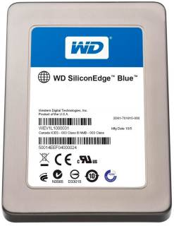 Внутренний HDD/SSD Western Digital WD SiliconEdge Blue SSC-D0256SC-2100