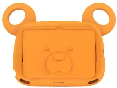 Ozaki BoBo Bear_iPad Air 1/2 For Kids_ yellow OK350YL
