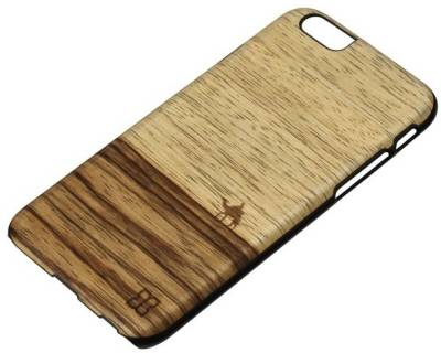 Mannwood Case Wood Terra/Black for iPhone 6 M1412B