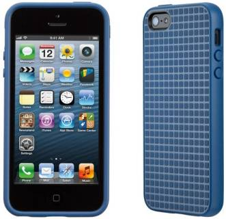 Speck iPhone 5 PixelSkin HD Harbor Blue SP-SPK-A1585