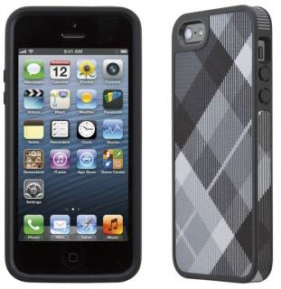 Speck iPhone 5 FabShell MegaPlaid Black SP-SPK-A1590