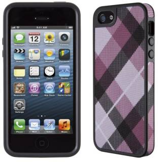 Speck iPhone 5 FabShell MegaPlaid Mulberry/Black SP-SPK-A1594