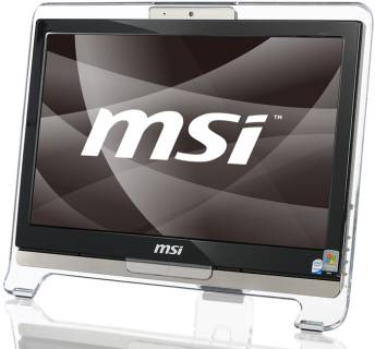 Моноблок MSI Wind Top AE1900 9S6-6638-13S