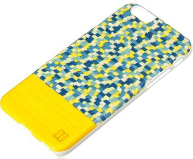 Mannwood Case Wood Yellow Submarine/White for iPhone 6 M1482W