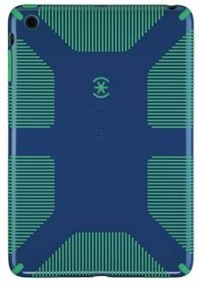 Speck iPad mini CandyShell Grip Harbor Blue/Malachite Green SP-SPK-A1960