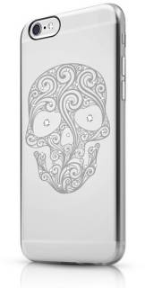 itSkins Bling for iPhone 6 Transparent APH6-BLING-BLG4