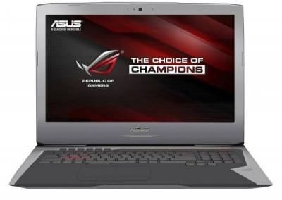Ноутбук ASUS G752VY-GC397R