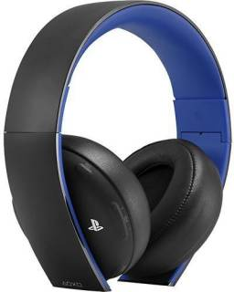 Наушники Sony PS4 Wireless Stereo Headset 2.0/Bla Box