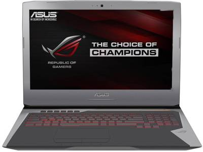 Ноутбук ASUS G752VY-GB395R