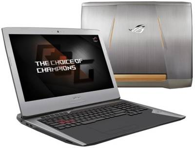 Ноутбук ASUS G752VY-GC396R