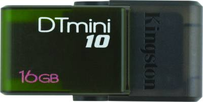 Флеш-память USB Kingston DataTraveler M10 DTM10/16GB