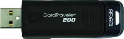 Флеш-память USB Kingston DataTraveler 200 DT200/128GB