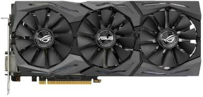Видеокарта ASUS GeForce GTX 1080 8GB STRIX-GTX1080-A8G-GAMING