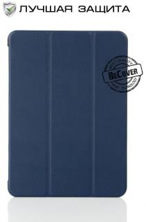 BeCover Smart Case for Samsung Galaxy Tab S2 9.7 T810, T815 Deep Blue 700627