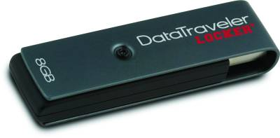 Флеш-память USB Kingston DataTraveler Locker+ DTL+/8GB