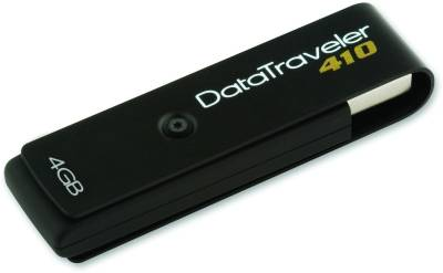 Флеш-память USB Kingston DataTraveler 410 DT410/4GB