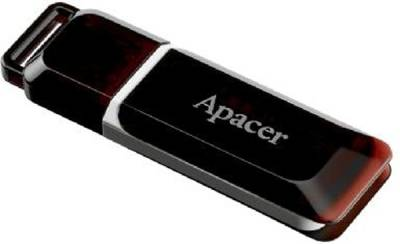 Флеш-память USB Apacer Handy Steno AH321 32GB Red USB 2.0 AP32GAH321R-1