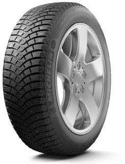 Шина Michelin Latitude X-Ice North 2+ 255/55 R18 109T XL