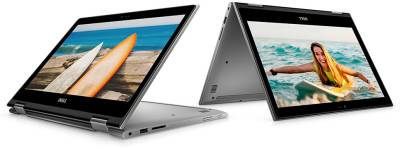 Ноутбук Dell Inspiron 13 5368 [329] Silver