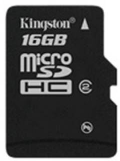 Карта памяти Kingston High-Capacity SDC2/16GBSP