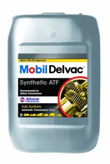 Exxon Mobil Mobil 1 Synthetic ATF 20л