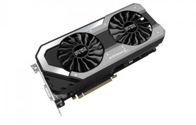 Видеокарта Palit GeForce GTX 1070 8Gb NE51070015P2-1041J