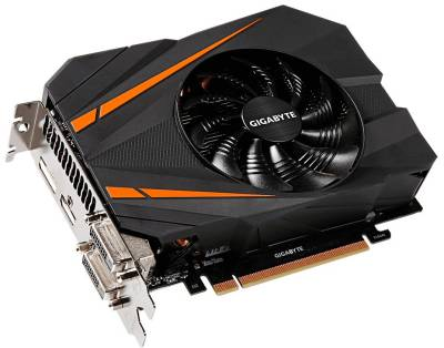 Видеокарта Gigabyte GeForce GTX1070 8GB GV-N1070IX-8GD
