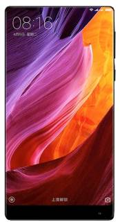 Смартфон Xiaomi Mi Mix 6/256GB Black