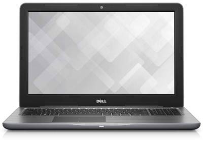 Ноутбук Dell Inspiron 15 5567 [2127] Grey