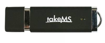 Флеш-память USB TakeMS Easy II TMS4GUEA21R03