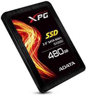Внутренний HDD/SSD A-Data SX930 XPG Gaming 480GB MLC ASX930SS3-480GM-C