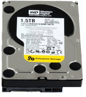 Внутренний HDD/SSD Western Digital RE4-GP 1.5Tb 5400-7200rpm 64Mb WD1502FYPS